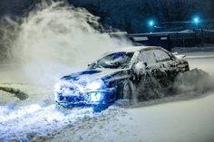 Ruge's Subaru : Photo