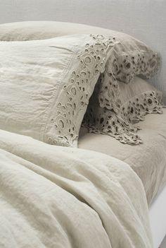 La Fabbrica del Lino - Italy - Bedroom Cerchi collection - Giorno&Notte collezione Cerchi