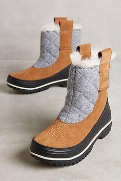 Sorel Tivoli Pull-On Boots