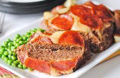 Leftover roast beef makes great sandwiches during the week ahead. Photo credit: Nicole Shoemaker from Cooking for Keeps. Pizza Meatloaf Recipe, Meatloaf Recipes, Meatball Recipes, Rib Recipes, Cooking Recipes, Hamburger, Prime Rib Recipe, Unsweetened Applesauce, Recipes