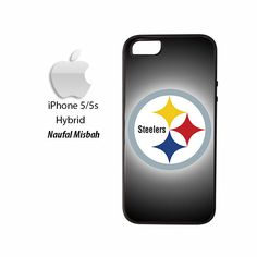 Pittsburgh Steelers #2 iPhone 5/5s HYBRID Case Cover