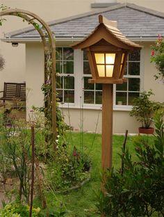 Afbeeldingsresultaat Voor Wooden Japanese Lantern