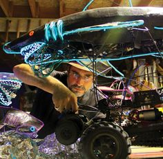attend the Maker's Faire in Pittsburgh, PA
