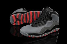 2d94757617c Official 2018 Air Jordan 10 Cool Grey Cool Grey and White Hot Sale
