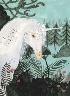 Licorne By Coco Escribano