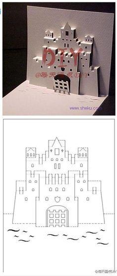 立体卡片-...来自daphne8080的图片分享-堆糖