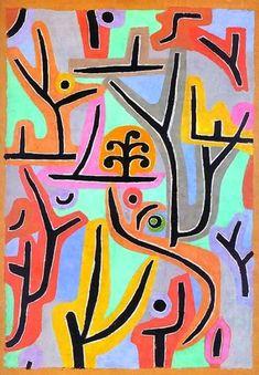 Paul Klee und Wassily Kandinsky: Künstlerfreundschaft im Bauhaus Wassily Kandinsky, Miro Paintings, Famous Artists Paintings, Abstract Paintings, Indian Paintings, Abstract Oil, Painting Art, Landscape Paintings, Surrealism