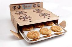 Thelma's Cookies Packaging. 5 #Minimal #Packaging Designs