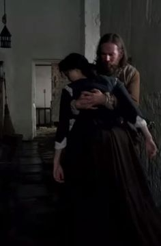Even Claire's courage fails under such extreme pressure....Ep116