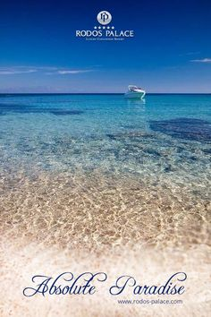 This is not just the Mediterranean. Not just an island. This is paradise... Welcome to Rodos.  #rodos #Rhodes #hotel #Greece #travel #beaches #sea #mediterranean