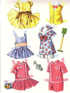 Bonecas de Papel: Jane and John* 1500 free paper dolls at Arielle Gabriel's International Paper Doll Society for other paper doll Pinterest pals...*