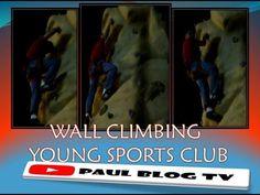 WALL CLIMBING IN SPORTS CLUB KSA