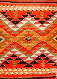 Navajo Blanket c.1890