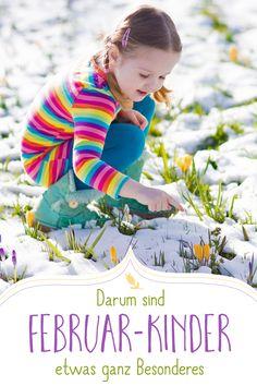 Februar-Babys sind schon von Anfang an etwas ganz Besonderes! Das sind die Gründe: