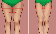 Iba 12 minút denne a Vaše nohy budú neodolateľné! Cvičenie, ktoré zvládne doma každý | Báječné Ženy