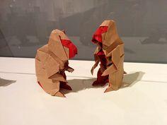 Japanese Macaques - Gen Hagiwara by OrangeX3