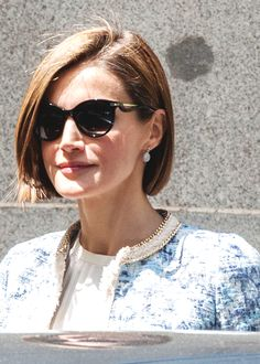 anythingandeverythingroyals:  Queen Letizia, May 4, 2015