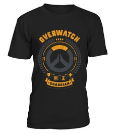 GUARDIAN  Overwatch  #videogame #shirt #tzl #gift #gamer #gaming