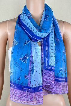Printed pure silk scarves, scarves, the spring and autumn silk scarves, shawls, collar by Jasminescarfshop on Etsy https://www.etsy.com/au/listing/210351191/printed-pure-silk-scarves-scarves-the
