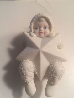 Check out this item in my Etsy shop https://www.etsy.com/listing/267051981/dept-56-snowbabies-christmas-ornament