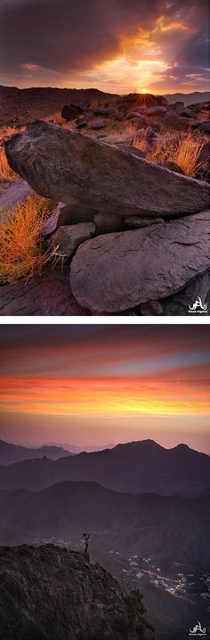 Stunning Landscape Photography by Riaad Algarei