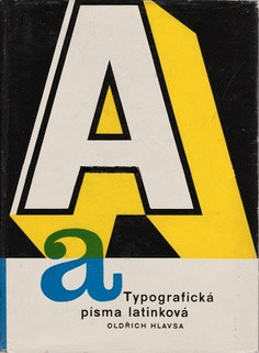 A                                                           Book Cover by Oldřich Hlavsa, 1960
