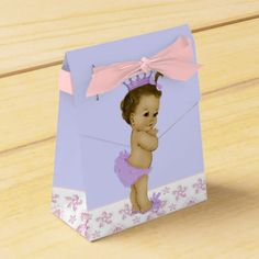 Pink and Purple African American Child Woman Bathe Favor Field. >> Find out even more at the photo