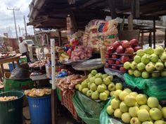 Street Market - Lagere, Ile Ife