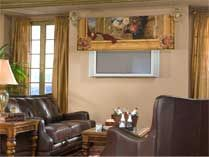 Tapestries Ltd. | Hide Your Flat Screen TV Behind a Beautiful Tapestry