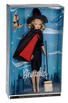 Amazon.co.jp | バービーの『奥さまは魔女』サマンサBewitched【ELIZABETH MONTGOMERY】BARBIE DOLL | おもちゃ 通販