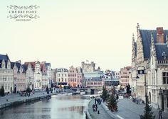 Gorgeous Ghent....a Flemish town one hour from Brussels