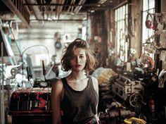 Lost in America Business Portrait, Lifestyle Photography, Portrait Photography, Lost In America, Ks Tools, Environmental Portraits, Creative Portraits, Popular Mechanics, Hair Inspo