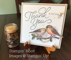 ORDER STAMPIN' UP! ON-LINE! 18 WOW! Paper Crafting ideas using Stampin' Up! products. 1000+ card ideas. Clearance & latest discounts.