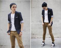 toko jual blazer pria terbaru online. Jeremy Chai · korean fashion f524dae38c