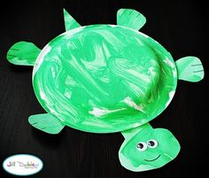 t  is for turtle. Paper Plate CraftsPaper PlatesPreschool ... & Paper plate frog | Jungle Jaunt Ideas | Pinterest | Jungle jaunt and ...