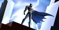 Batman: The Animated Series vai ganhar um óculos de Realidade Virtual!