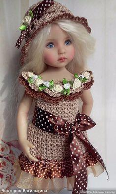 Я назвала её Дианой, кукла Дианы Эффнер, Dianna Effner / Коллекционные куклы Дианы Эффнер, Dianna Effner / Бэйбики. Куклы фото. Одежда для кукол