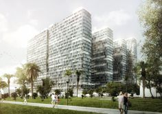 Housing Competition. Img: the3dbakery