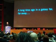 Lorne Peterson from ILM
