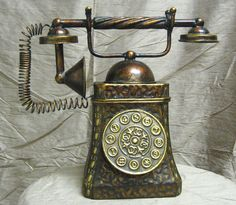 vintage telephone   Price - $69.95 - ON SALE $49.00/EA.