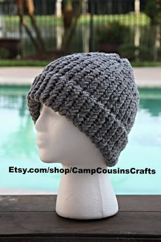 f8f9d271653 Women Knit Snow Hat Winter Snowboarding Beanie Crochet Cap (Black ...