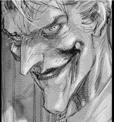 The joker by Jim lee