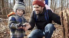 At-Home Dads Make Parenting More of a 'Guy' Thing