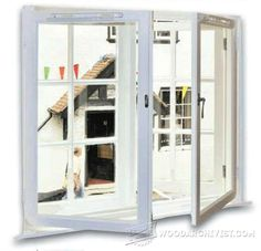 Secondary Glazing Windows - Plans and Projects - Woodwork, Woodworking, Woodworking Plans, Woodworking Projects Woodworking Plans, Woodworking Projects, Window Glazing, Wood Windows, Building Plans, Bathroom Medicine Cabinet, Master Bedroom, Odd Stuff, How To Plan