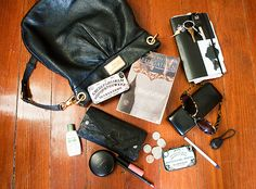 what's in my bag :: spring 2012