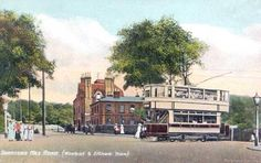 Shooters Hill/Academy Road