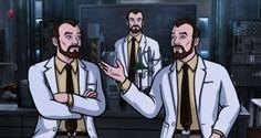 """Krieger clones - Archer Season 5, Episode 11 Review: """"Archer Vice: Palace Intrigue: Part II"""""""