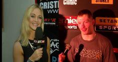 #75 of the Talking Brawls MMA.com Podcast featuring: Laura Sanko & UFC 185's Joseph Duffy   TalkingBrawlsMMA.com