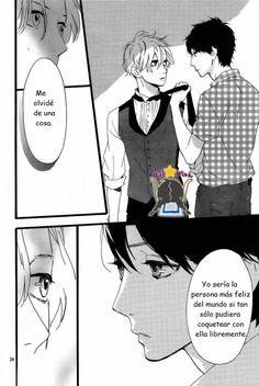 ohh por dios esta parteeeeee <3 Hirunaka no Ryuusei manga capitulos 29 en Español Página 24