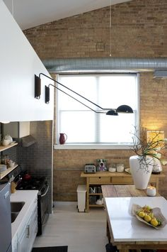 Scott & Jerre's Creative Chicago Loft